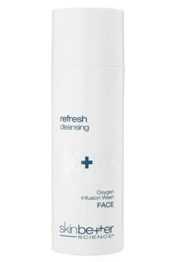 Skinbetter Science Oxygen Infusion Wash Face